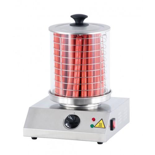 Appareil a hot dog professionnel acier inoxydable for Appareil cuisine professionnel