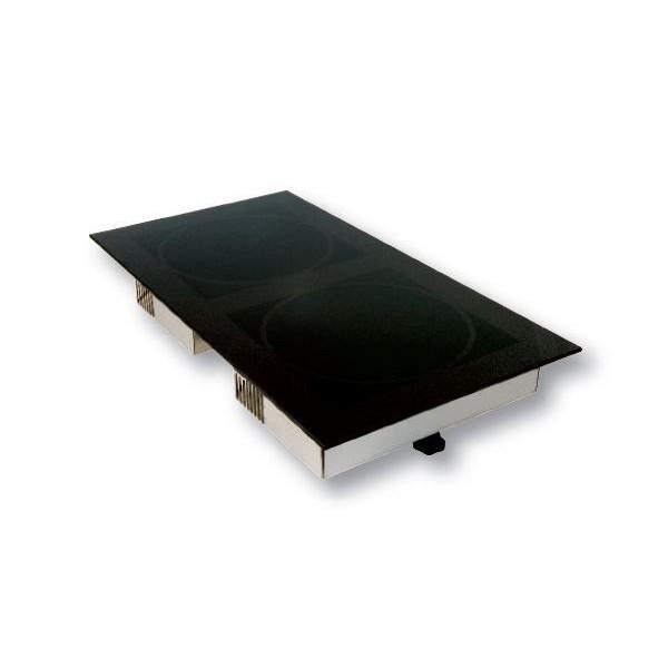 plaque induction g n rateur d port 2 foyers 2 x 3 500 w professionnelle. Black Bedroom Furniture Sets. Home Design Ideas