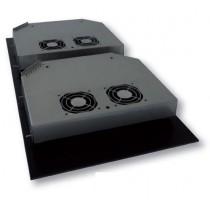 Induction EASYFIT 2 feux sous vitro existante, triphasé, avec manette de réglage, puissance 2 x 4000 W