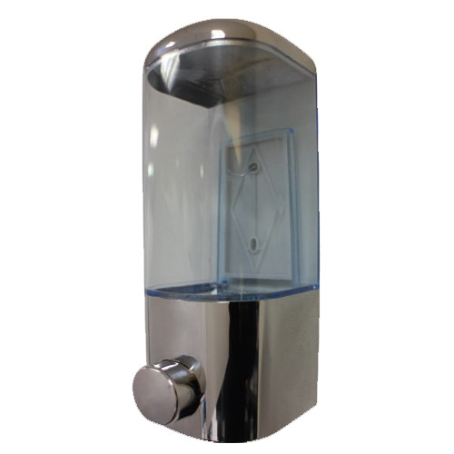 Distributeur de savon professionnel douche muraux, manuel,  0.5 L