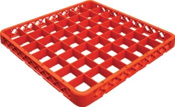 Rehausse Casier A Verre Rouge 49 Compartiments Stl Sarl Materiels Cuisine Com