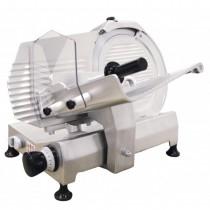 Trancheur à courroie, viande, SC 250, aluminium anodisé, L 620 x P 425 x H 370 mm