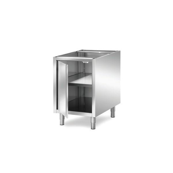 meuble boulanger patissier 1 porte et 1 tag re longueur 540 mm stl sarl materiels. Black Bedroom Furniture Sets. Home Design Ideas