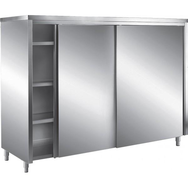 armoire haute toit pent portes coulissantes p 700 mm stl sarl materiels. Black Bedroom Furniture Sets. Home Design Ideas