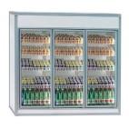 Equipement frigorifique chambre froide APV3 enceintes , conservation , L 2520 x P 920 x H 2120 mm