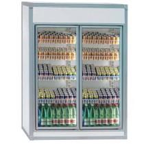 Equipement frigorifique chambre froide ANV2 enceintes , congélation , L 1800 x P 1000 x H 2200 mm