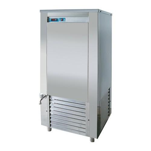 Refroidisseur d'eau, réfrigération indirecte, avec mélangeur d'eau, SERIE E, E 500 AC