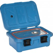Coffre isotherme en polyéthylène GN 1/1 , L 650 x P 450 x H 300 mm