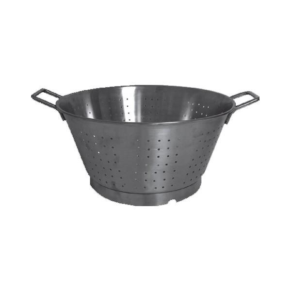 Passoire cuisine inox 400 mm 17 litres stl sarl for Materiel cuisine inox