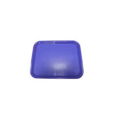 Plateau cuisine ABS, bleu, L 400 x P 300 mm