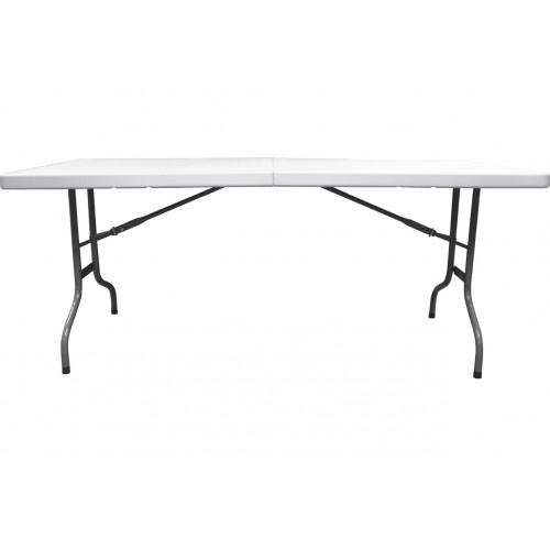 table de buffet pliante plateau en poly thyl ne stl sarl materiels. Black Bedroom Furniture Sets. Home Design Ideas