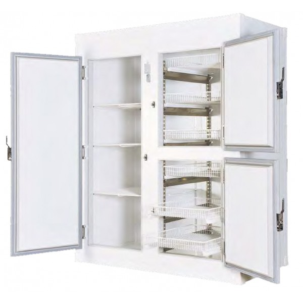 Armoire r frig r e d montable s rie s10 n gative for Materiel armoire cuisine
