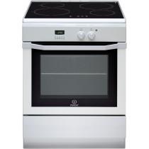 Cuisinière à induction INDESIT I 64 I 6 C 6 AWFR, 59 L, 4 foyers, puissance totale foyers 7200 W