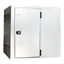 Mini-chambre modulable série S8, 3,84 m3, L 1380 x P 1780 x H 2180 mm