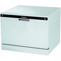Lave-vaisselle CANDY CDCP 6 E, blanc, L 550 x P 500  x H 438 mm