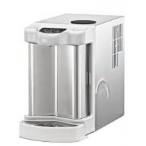 Distributeur d'eau compact, contre-dessus, inox, EAQUA, capacité de refroidissement : 36 (10) l/h, L 380 x P 240 x H 520 mm