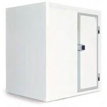 Mini chambre modulable à temperature négative, congélation, MC KL S10 2B 51, L 1830 x P 1830 x H 2230 mm