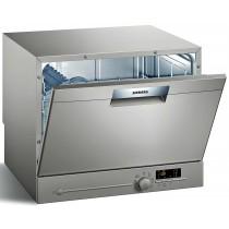 Lave-vaisselle Siemens SK 26 E 821 EU, silver, L 551 x P 500 x H 450 mm