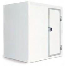 Mini chambre modulable à temperature négative, congélation, MC KL S10 1A 35, L 1430 x P 1430 x H 2630 mm