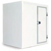 Mini chambre modulable à temperature négative, congélation, MC KL S10 4A 69, L 2630 x P 1430 x H 2630 mm