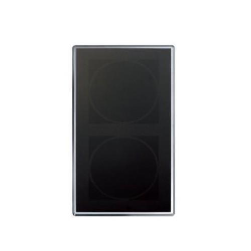 elegant cheap plaque induction sur mesure rnovation avec cadre inox quickfit feux l x p x h mm. Black Bedroom Furniture Sets. Home Design Ideas