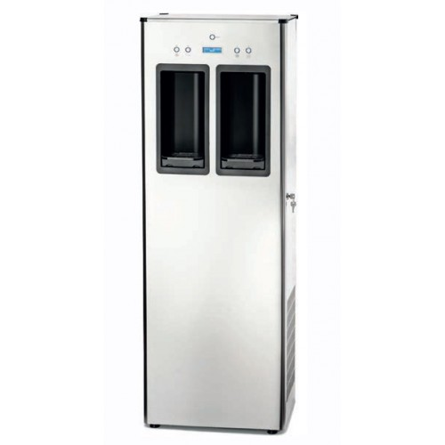 Distributeur d'eau, deux-en-un, inox, GEMINI, CR :113 (32) l/h,