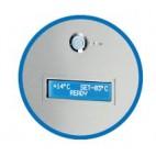 Distributeur d'eau, deux-en-un, inox, GEMINI, capacité de refroidissement : 113 (32) l/h, L 1490 x P 523 x H 352 mm