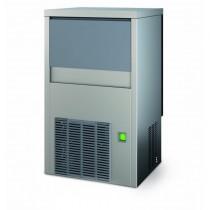 Machine à glaçon creux avec réserve, condensation eau CH25-8KG , L 385 x P 468 x H 687 mm