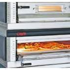 Four pour pizza, gaz modulaires, bi-chambre , SG/69/2,
