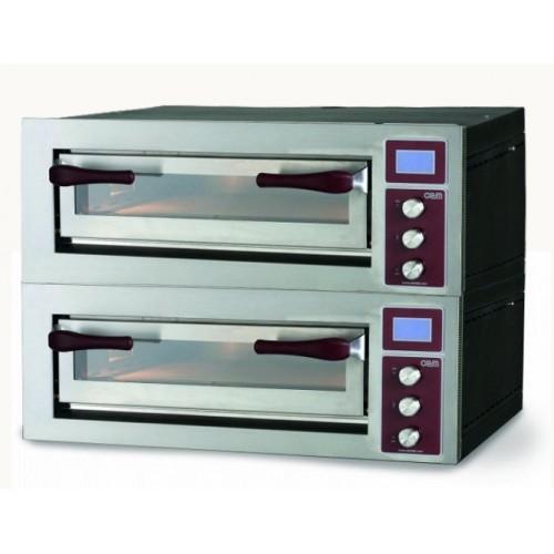 Four à pizza, électrique modulaire, 2 chambres, PULSAR 935/2