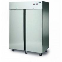 Armoire professionnelle pâtisserie, GE PAST 1400 BT 2 portes, congélation,  L 1440 x P 850 x H 2050 mm