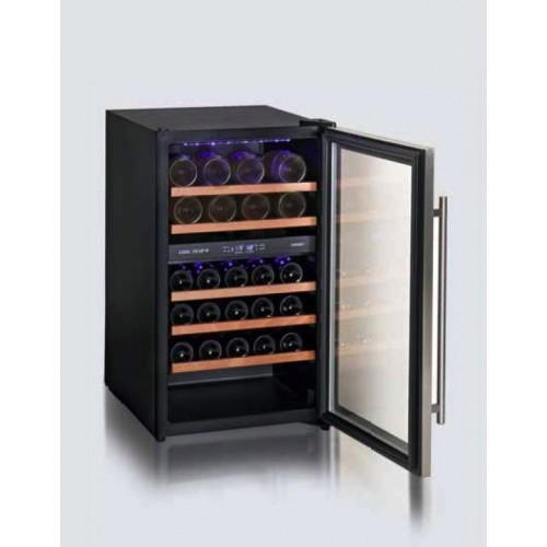 cave vin cw 36 double temp rature stl sarl. Black Bedroom Furniture Sets. Home Design Ideas