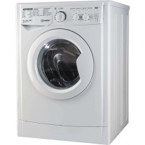 Lave-linge INDESIT, couleur blanc, capacité 6 kg