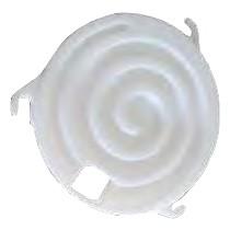 Cloche AS (50-80 g) pour portionneuse-bouleuse à pizza