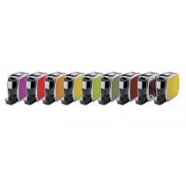 Joues de couleur (la paire) pour machine à capsule et à dosettes