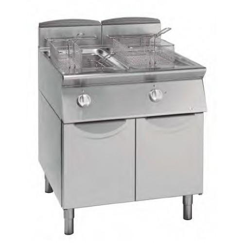 Friteuses a gaz ligne 700 mod le fg7217t 0 9 m3 for Materiel de cuisine en ligne