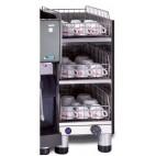 Machine à café automatique CONTI , 2 Chaudières , combiné 1