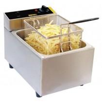 Friteuse de comptoir simple Buffalo, 5 litres, 2.8 kW
