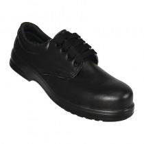 Chaussures de sécurité à lacets noires Lites, couleur noir, taille 36-47