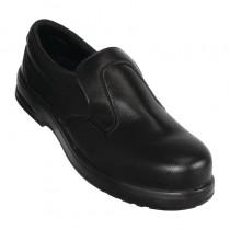 Chaussures de sécurité cuisine Lites, couleur noir, taille 36-47