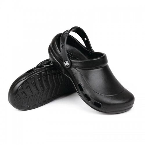 Sabots crocs professionnel noir stl sarl materiels for Articles cuisine professionnel
