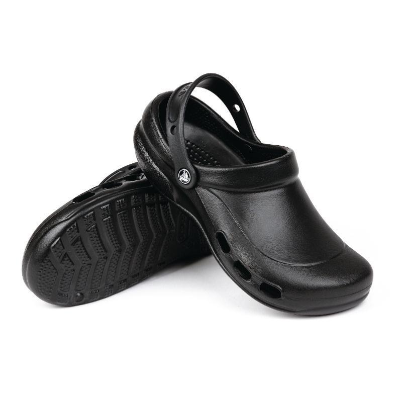 Sabots crocs professionnel noir stl sarl www for Cuisine 0 crocs