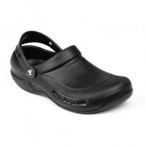 Sabot crocs professionnel, couleur noir, pointure 36-48