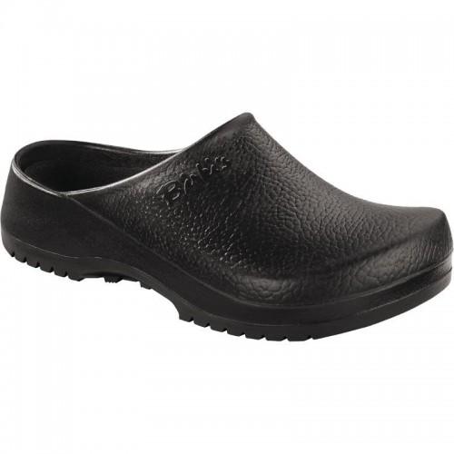 Sabot croc professionnel Birkenstock, noir
