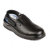 Sabots crocs professionnel Abeba, noir