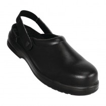 Sabot crocs professionnel unisexe Lites, couleur noir, pointure : 36-47 RU