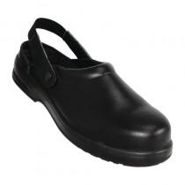 Sabot de sécurité mixte Lites, couleur noire