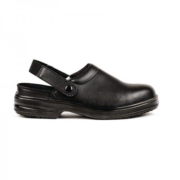 Sabots crocs professionnel unisexe lites noir stl sarl for Cuisine a crocs