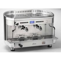 Machine à café espresso BEZZERA ELLISSE 2011 DE PID - 2 Groupe