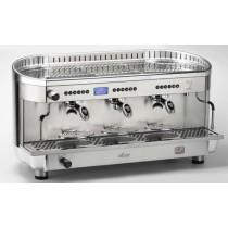 Machine à café espresso BEZZERA ELLISSE 2011 DE PID - 3 Groupe
